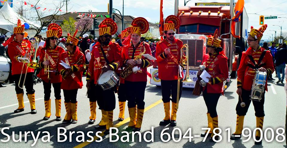 Surya Studio Brass-Band Gallery